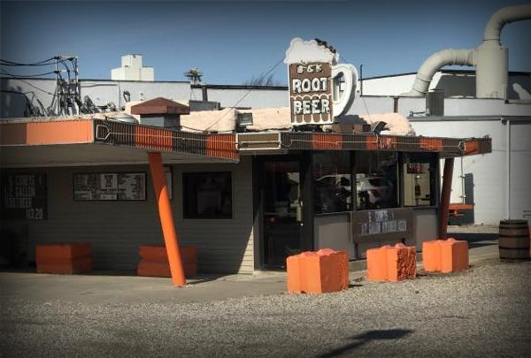 Rupert's B & K Root Beer