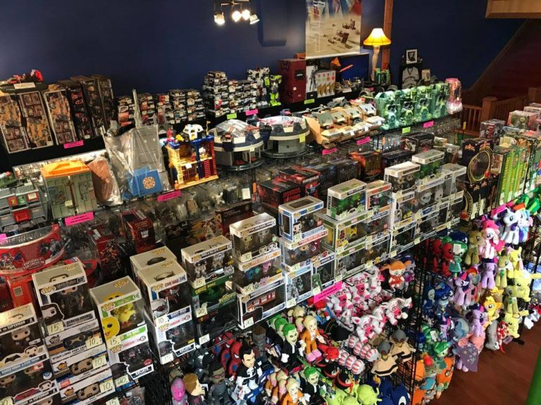 Kokomo Toys and Collectibles