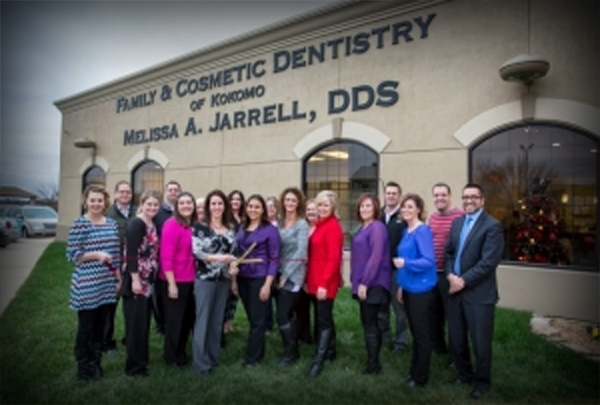 Melissa Jarrell, DDS – Family & Cosmetic Dentistry of Kokomo