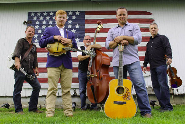 Winding Creek Bluegrass Folk Festival