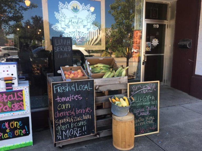Kokomo Downtown Farmers' Market Store & Cafe