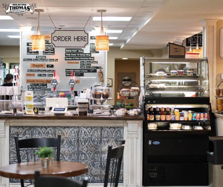 Doubting Thomas Cafe