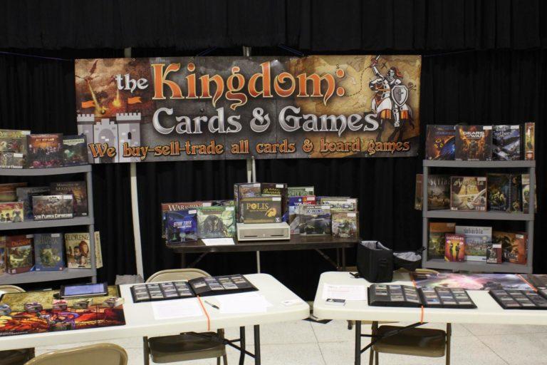 Kingdom Cards & Games